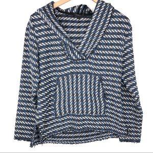 Rachel Zoe Olive Hooded Sweatshirt